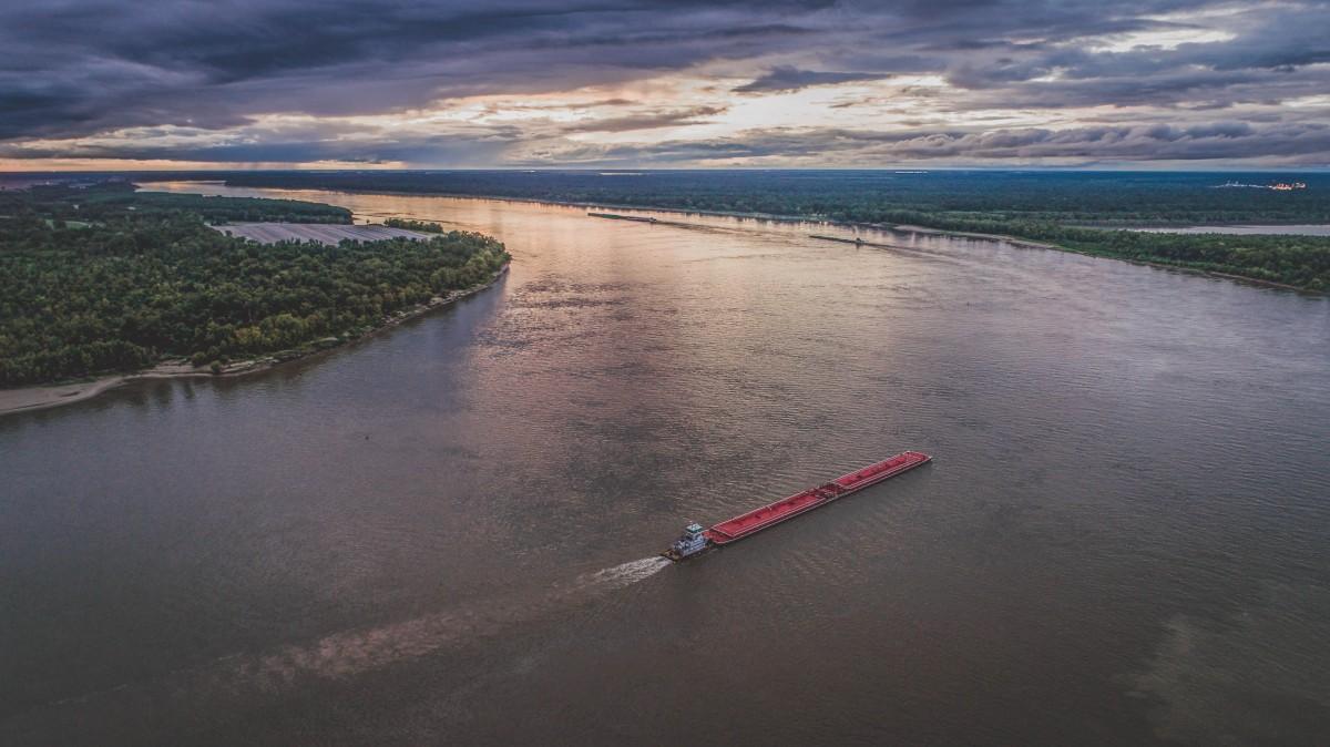 Vicksburg, Mississippi.