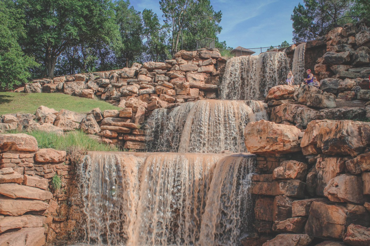 The Falls in Wichita Falls Texas
