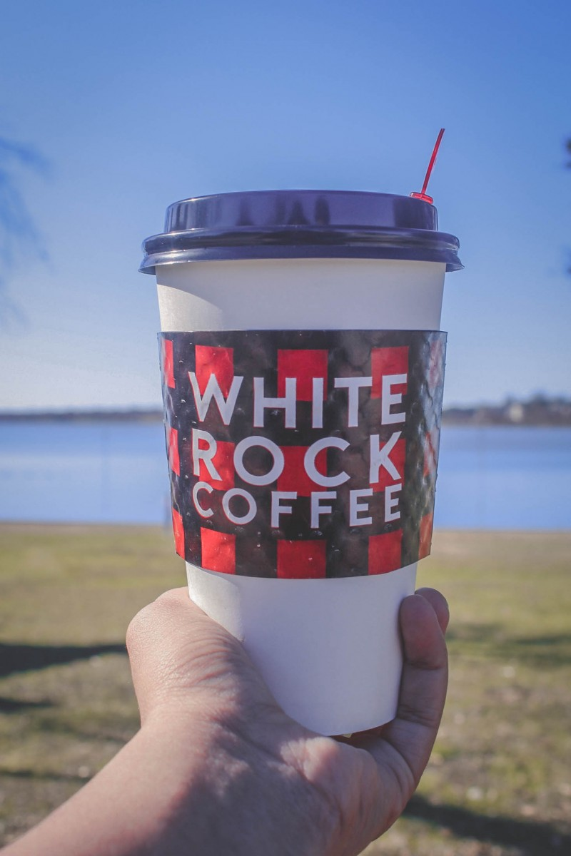 White Rock Coffee at White Rock Lake