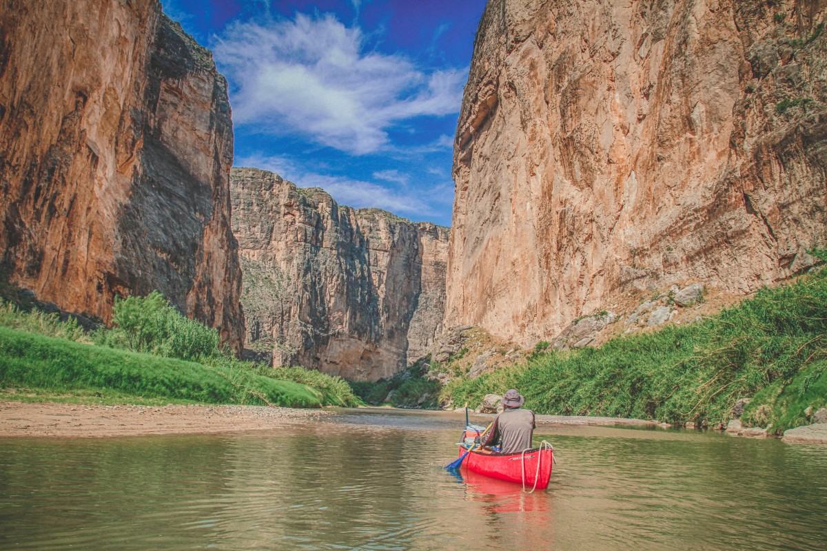 Big Bend National Park Kayaking