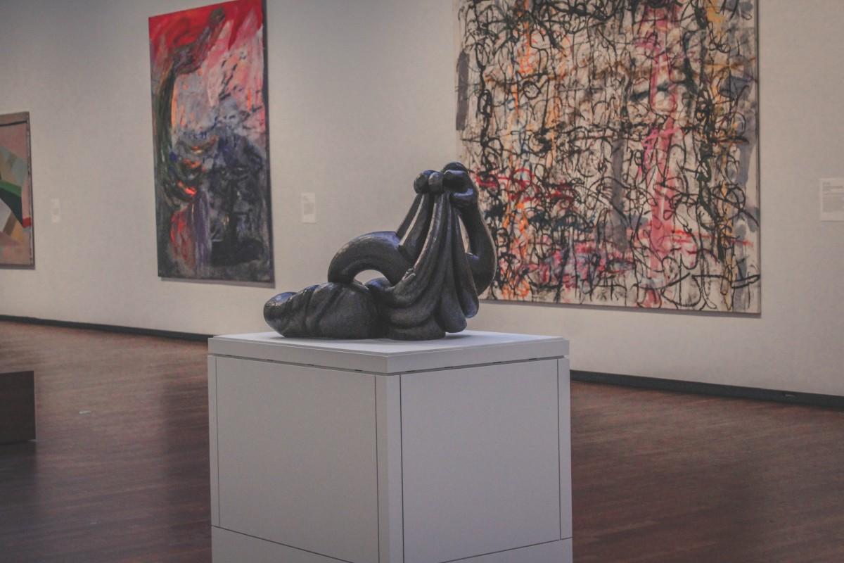modern art like Pollock. I do not understand it.
