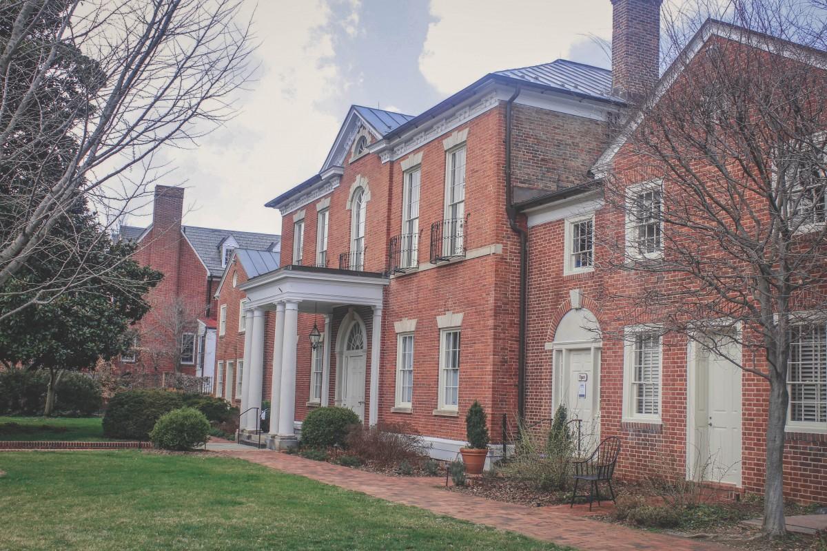 Dumbarton House in Washington DC