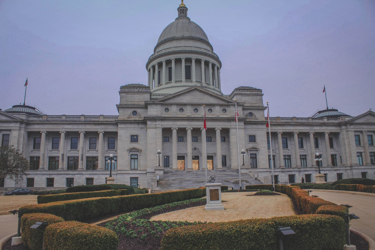 Arkansas Capitol Building