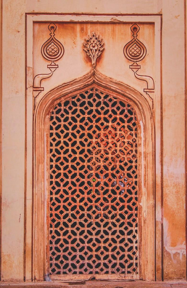 window of Charminar