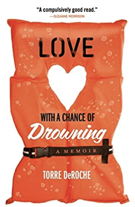 Travel Romance Books: Love With A Chance Of Drowning
