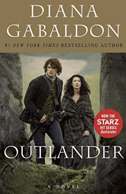 outlander movie tie-in cover