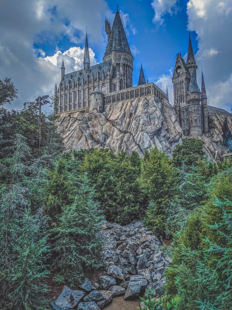 Wizarding World of Harry Potter tips: Hogwarts Castle