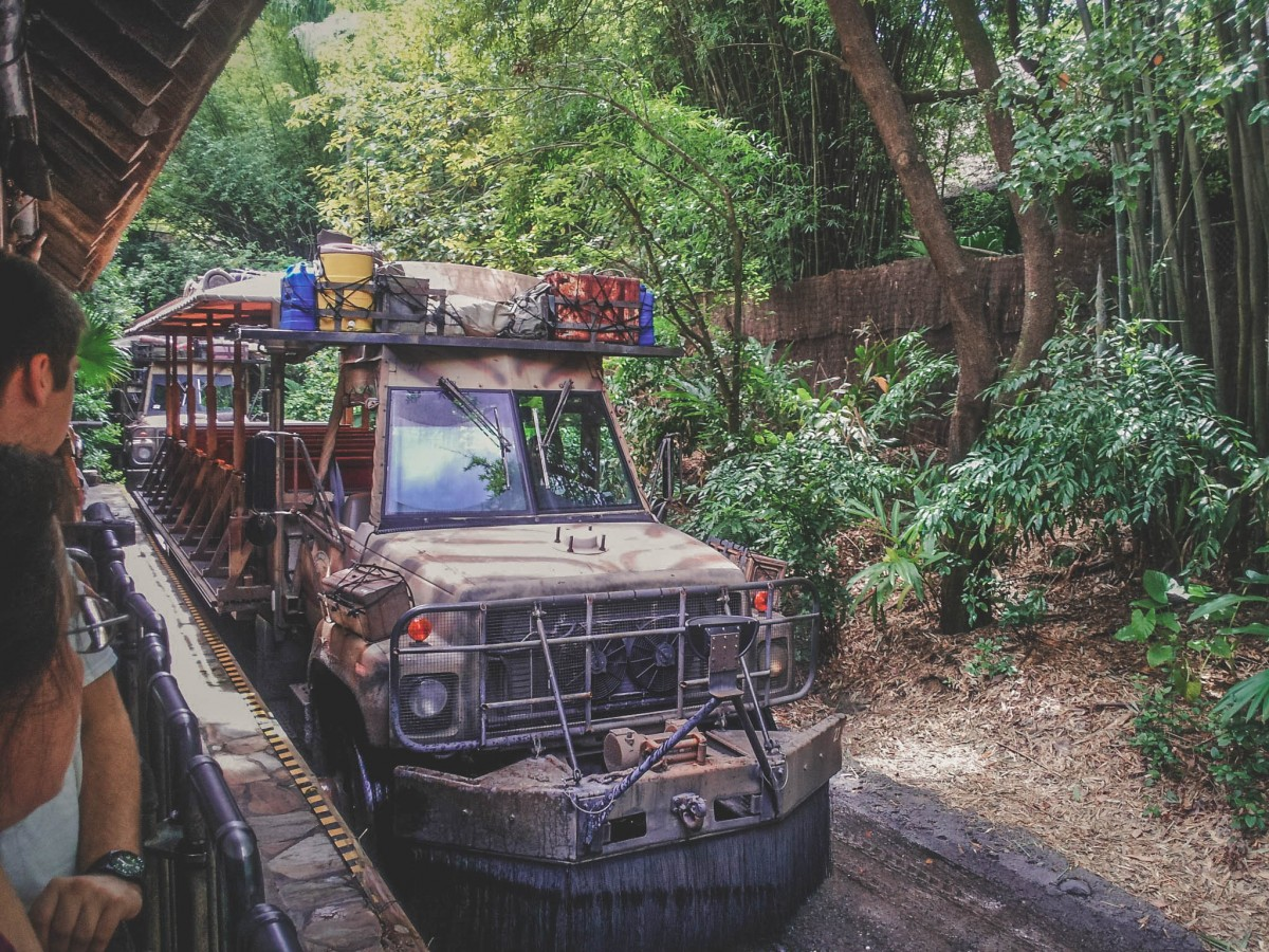 Jeep to head out on Kilimanjaro Safari