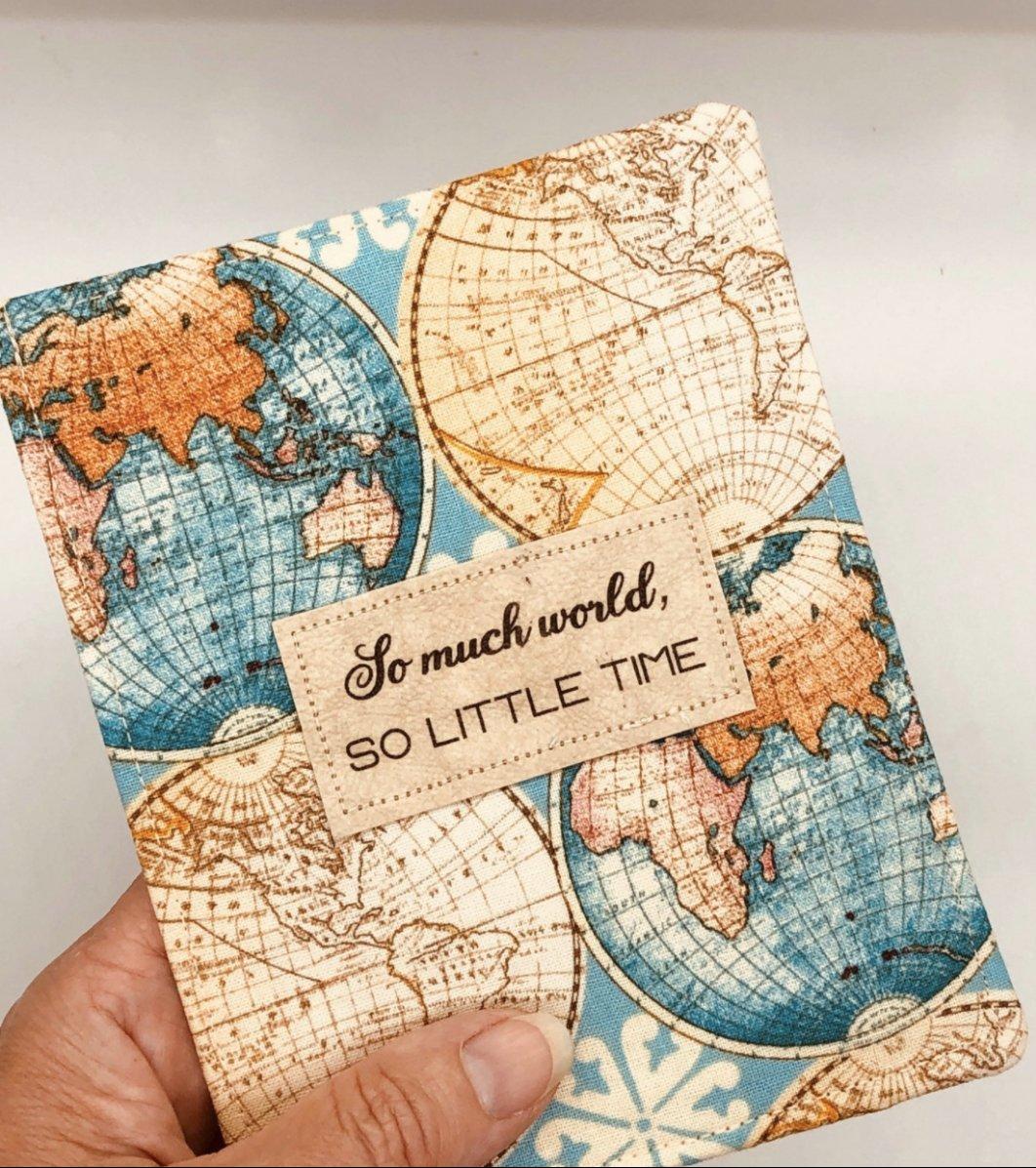 DestinationHandmade Passport Wallet