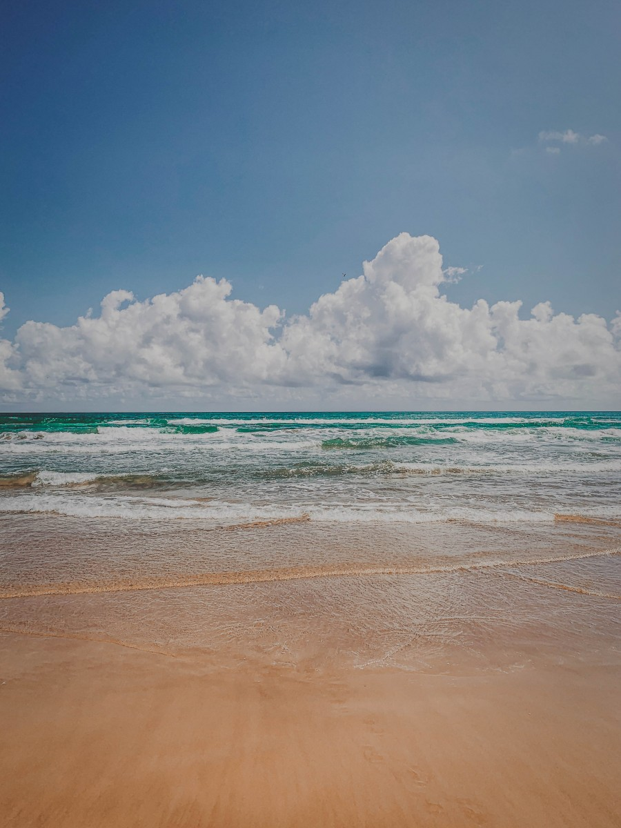 South Padre's crystal blue waves make it one of the best beaches in Texas