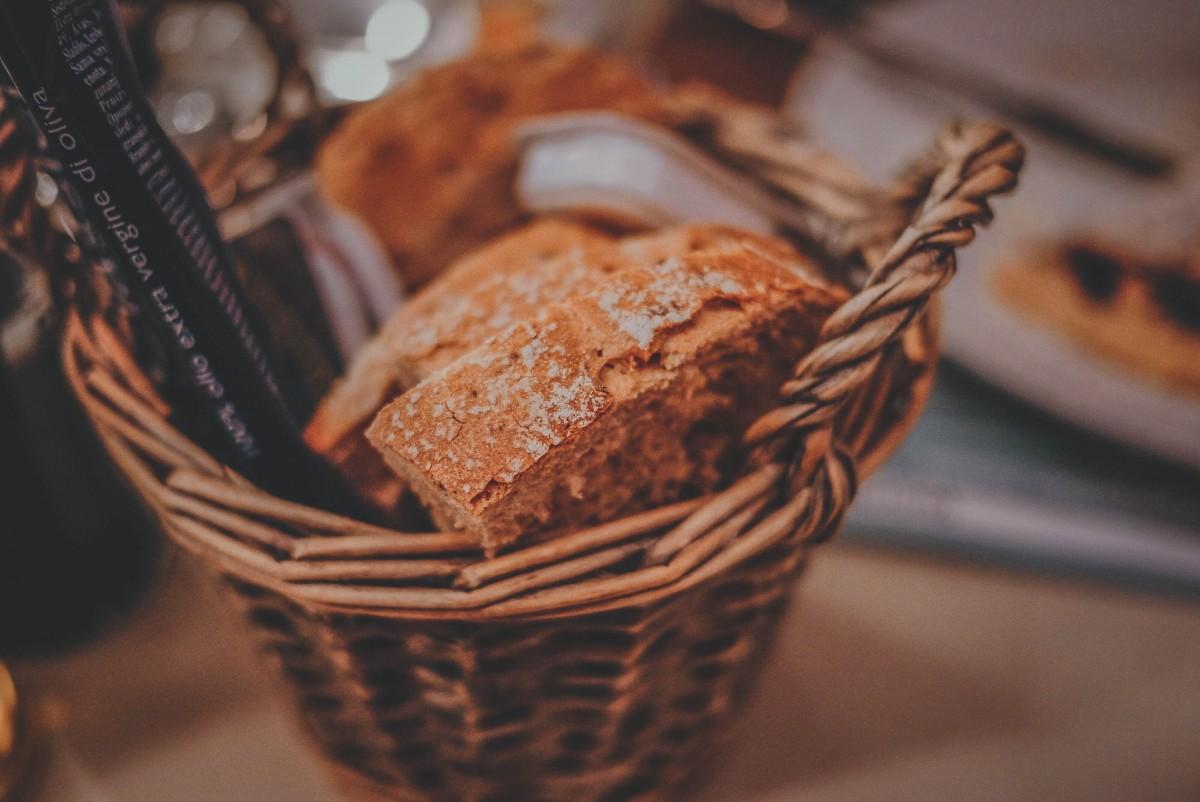 Restaurants in Fredericksburg - bread basket