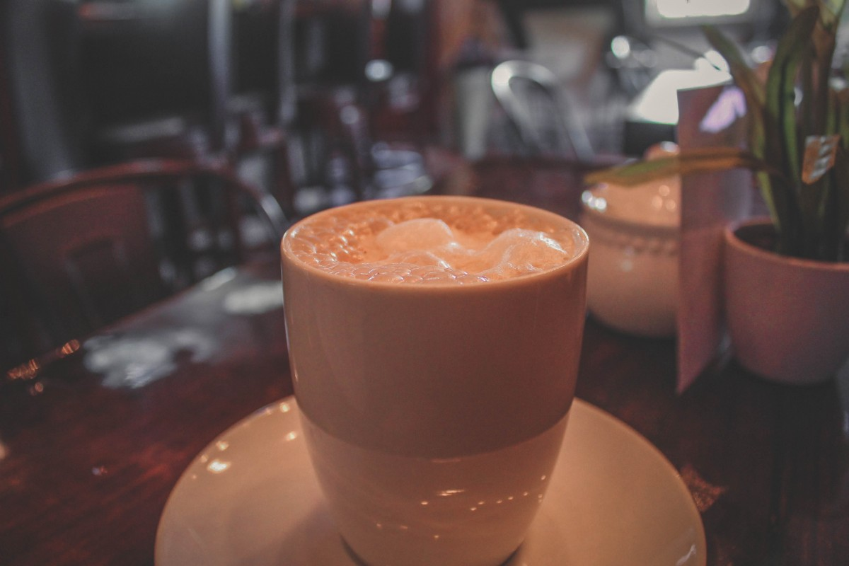 Restaurants in Fredericksburg - hot chocolate from The Stable Cocktail Bar