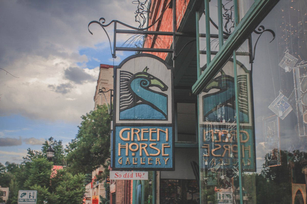 Things To Do In Manitou Springs - Green Horse Gallery (8)