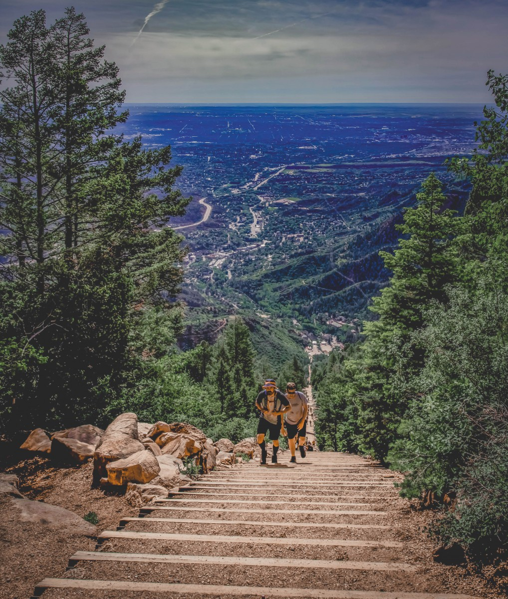 Things To Do In Manitou Springs - Manitou Incline (4)
