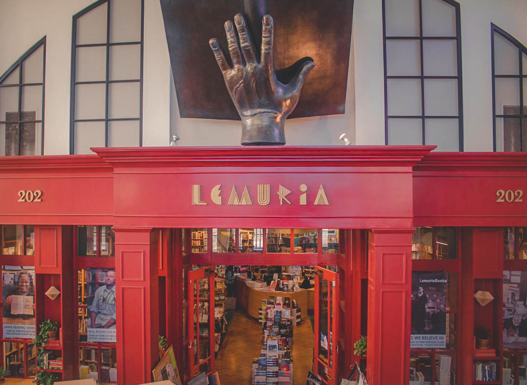 Lemuria is one of the best bookstores in the USA
