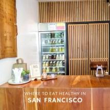 Healthy Eats San Francisco' Moscone Center