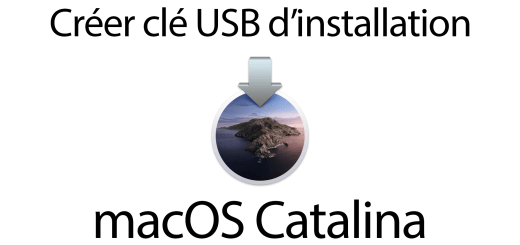 clé usb macos catalina hackintosh