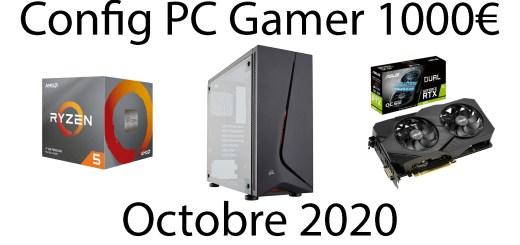 PC Gamer 1000€