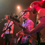 Titus Andronicus rip and roar at Bootleg, bring out Marc Maron