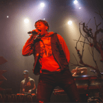 YBN Cordae pumps up Fonda Theatre crowd