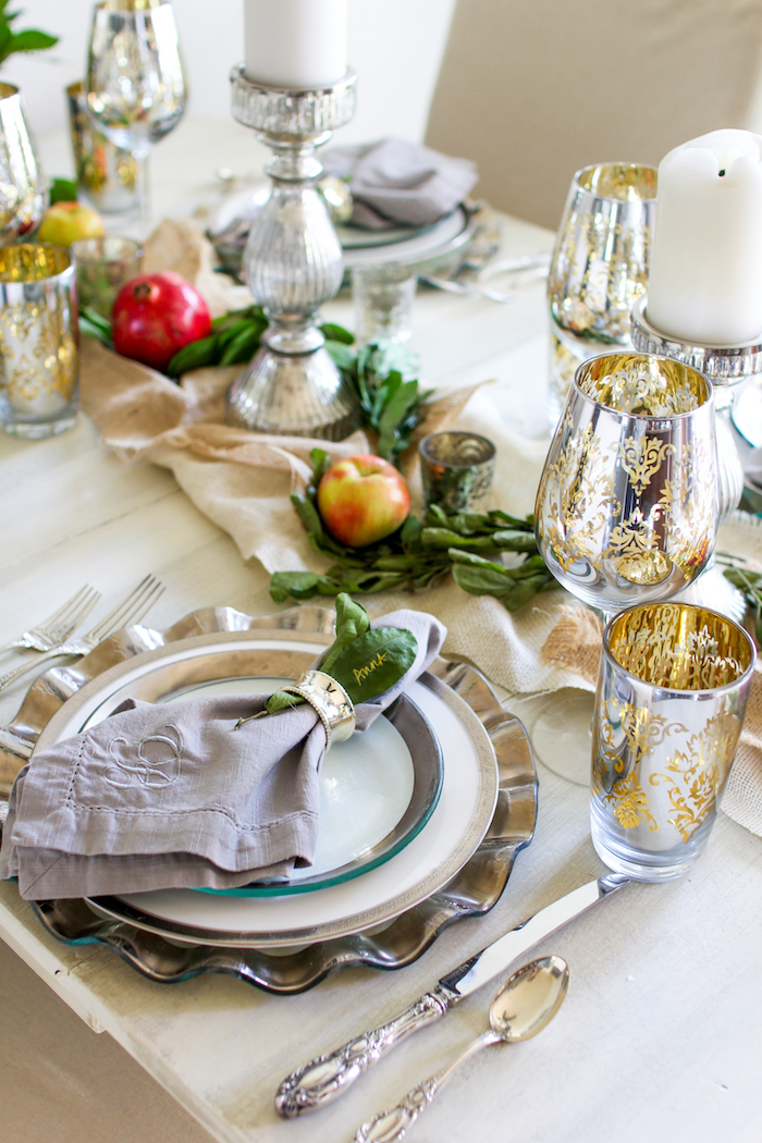 7 Thanksgiving Table Setting Ideas Pass The Cookies