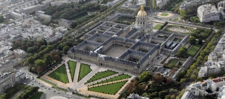 Hôtel national des Invalides 75007 pour vos soirées vip de concerts