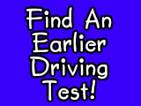 how to change your driving test date