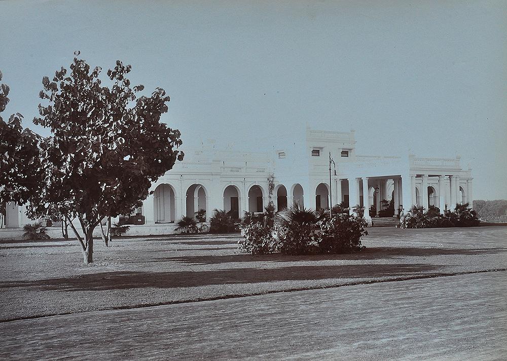 Viceroy's Viceregal Lodge Delhi