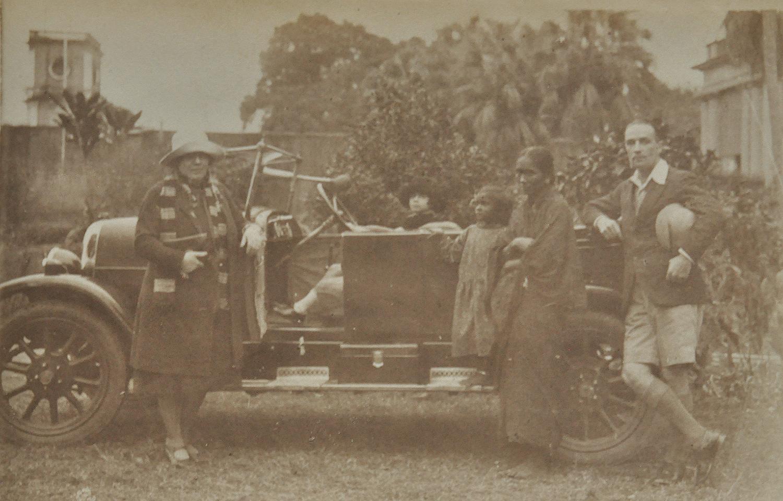 vintage cars india