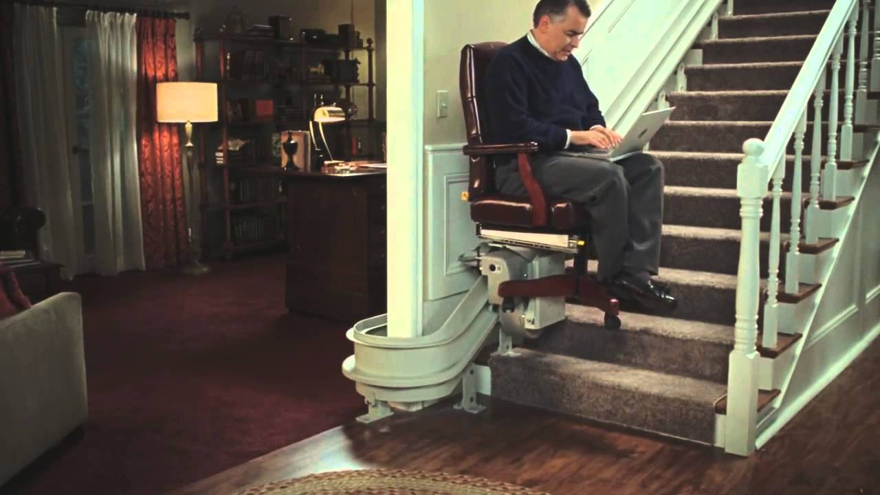chair lift for stairs and ottoman the weird history of stairlift: stair installation pa-nj