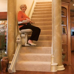 stair lift chair anthro ergonomic verte will temporary rental cause damage to walls or stairs mom is visiting and you need a pa lifts does rentals