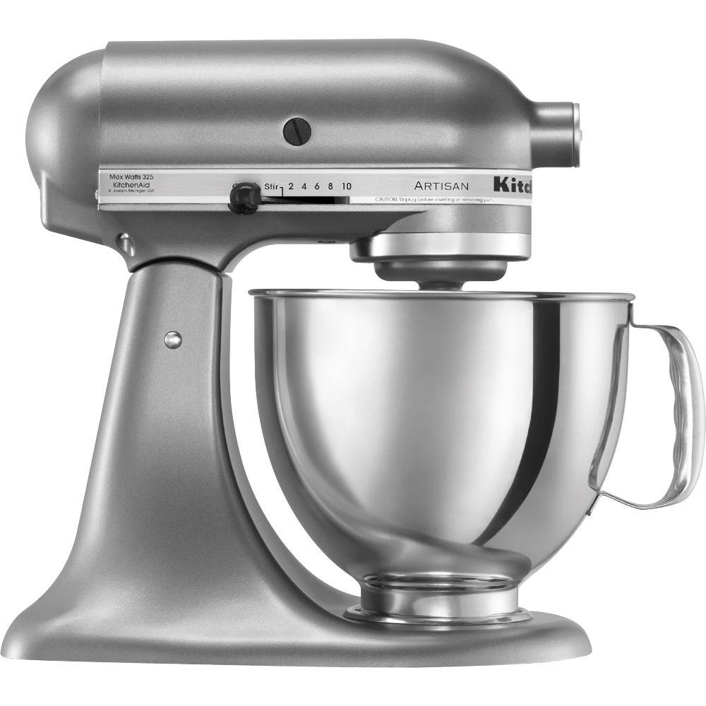 KitchenAid Artisan 5Quart Stand Mixer Review  Pasta Maker HQ