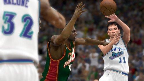 NBA 2K12 Achievements Reveal New Features