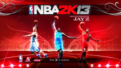 NBA 2K13 Loading Time Evaluation
