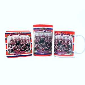 Sydney Roosters 1908 Heritage Collectors Triple Set