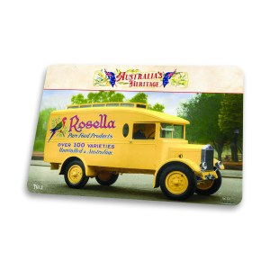 Rosella Albion Truck 1930's In Colour - Mouse Mat