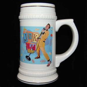 Johnny O'Keefe Beer Stein