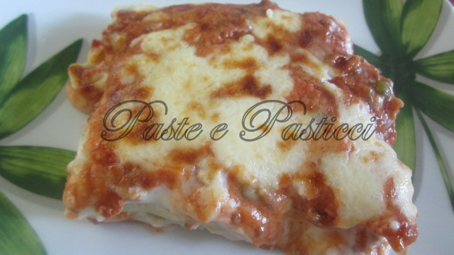 cannelloni con ragù e besciamella