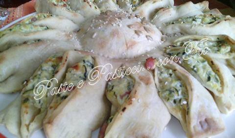 girasole ricotta e spinaci1