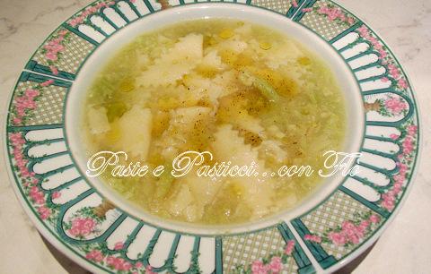 minestra di pasta fresca coi broccoli1