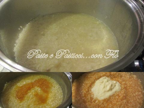 risotto crema di mozzarella e zucca-002