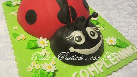 torta coccinella1