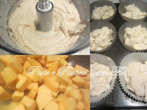 muffin mela e cannella