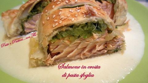 salmone in crosta di pasta sfoglia2