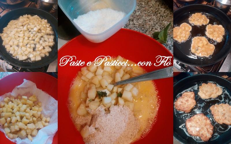 frittatine con patate