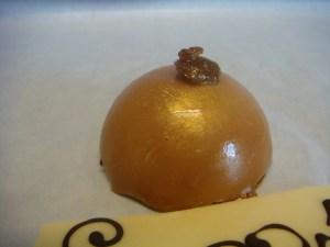 Pastel Mousse de Castaña