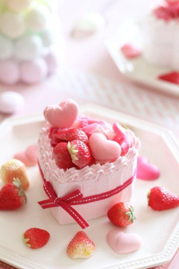Pasteles Día de San Valentin