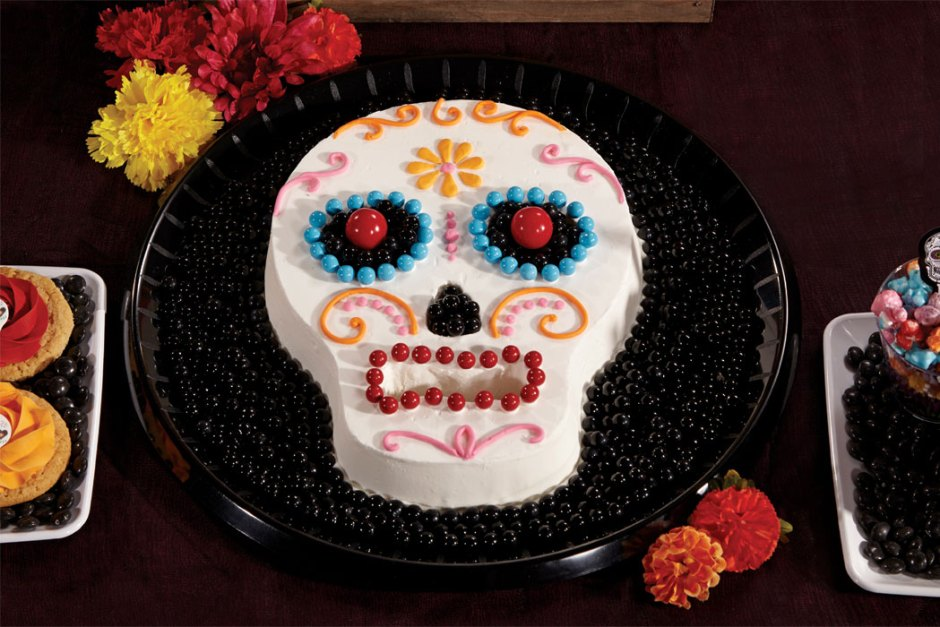 pastel para 2 de noviembre dia de muertos