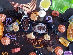 Mini Pastelitos Dia de Muertos