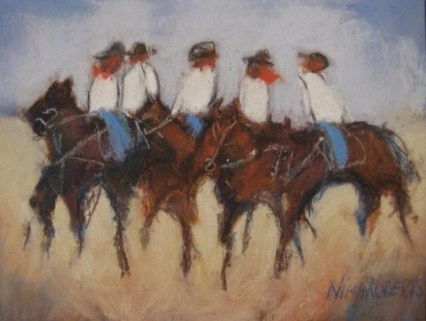 Nira Roberts - The Horsemen